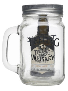 Teeling Whiskey In A Jar 5cl Gift Pack, Ireland