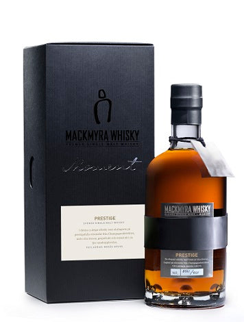 Moment Prestige, Mackmyra, Single Malt Whisky, Sweden