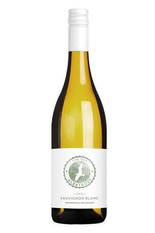 2016 Shy Albatross Sauvignon Blanc, Marlborough, New Zealand