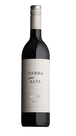 Cabernet Sauvignon, Tierra Alta, Central Valley, Chile