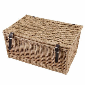 Hand-made traditional Wicker Hamper