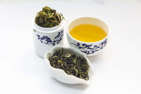 Chabessey Green Tea (Steamed)