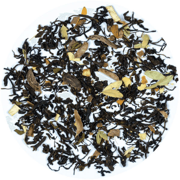 Vata Herbal Chai (Flavored Green Tea)