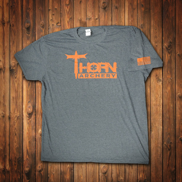 Thorn American Orange Logo Shirt