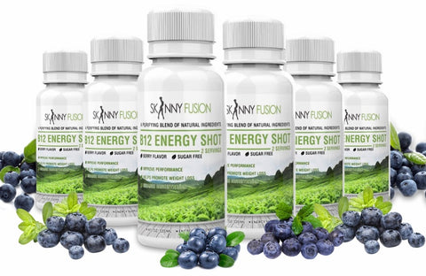 B12 Energy Shot (6 pack 12 Shots)