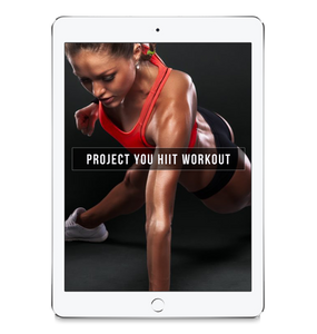 PROJECT YOU HIIT WORKOUT PROGRAM