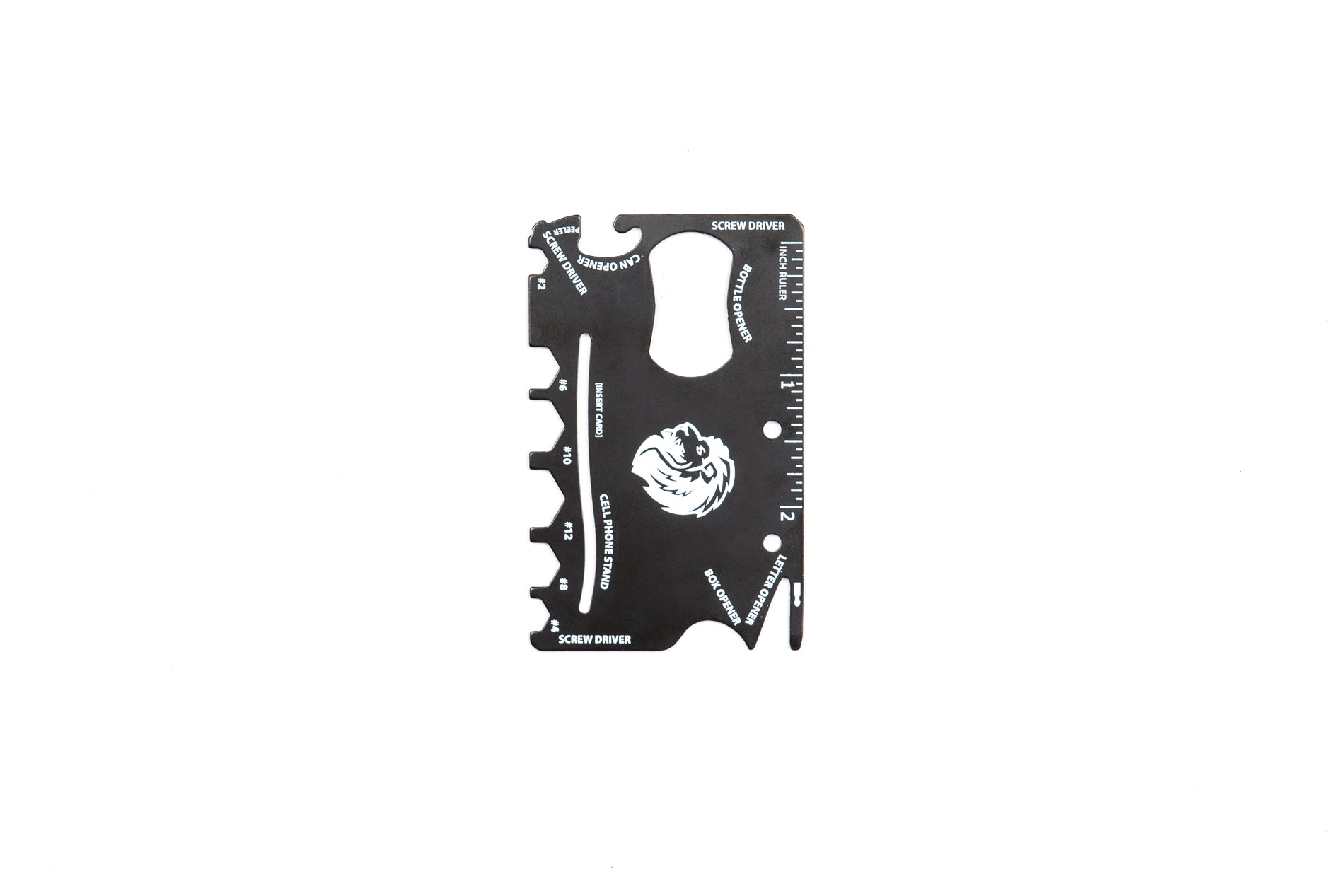 Card Multi Tool - Black