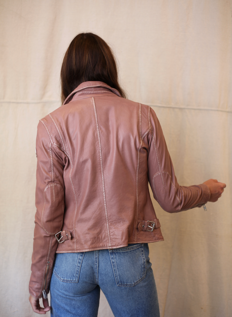 Sofia 4 RF Jacket- Foggy Rose