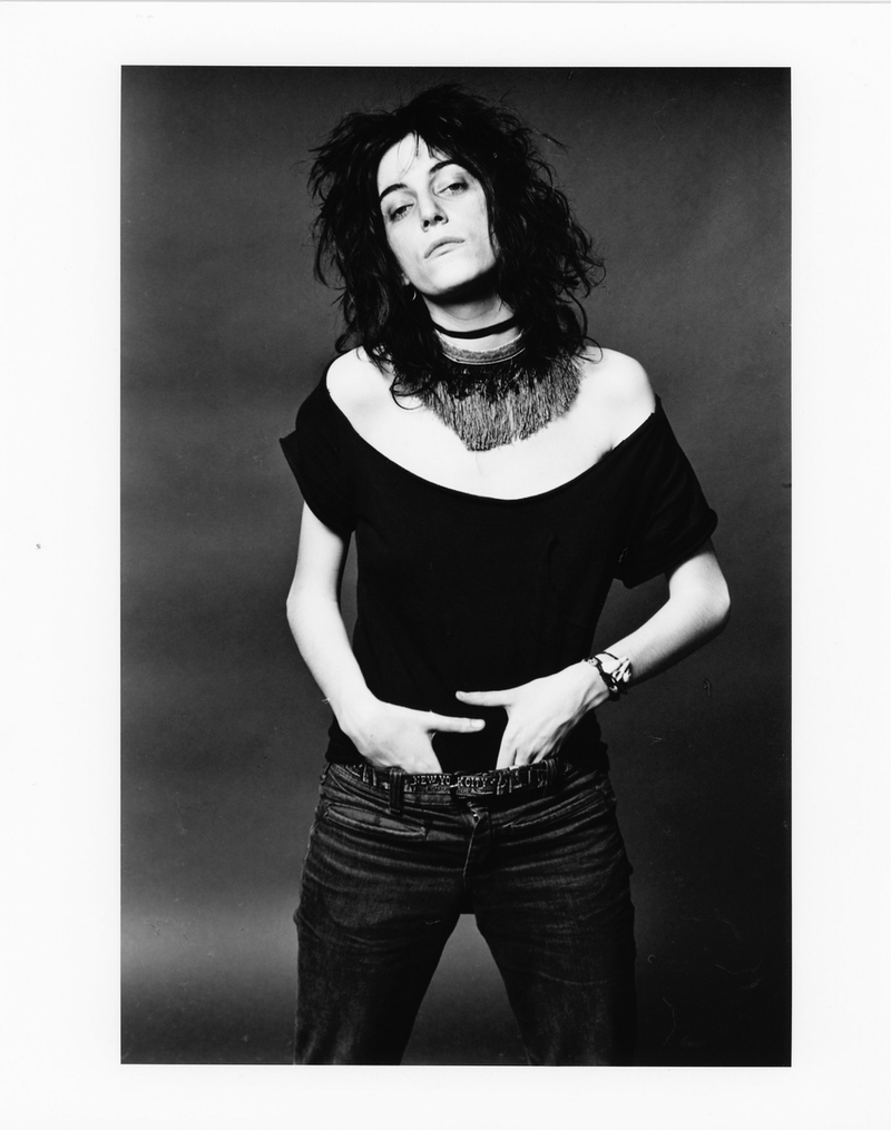 Patti Smith by Norman Seeff Print