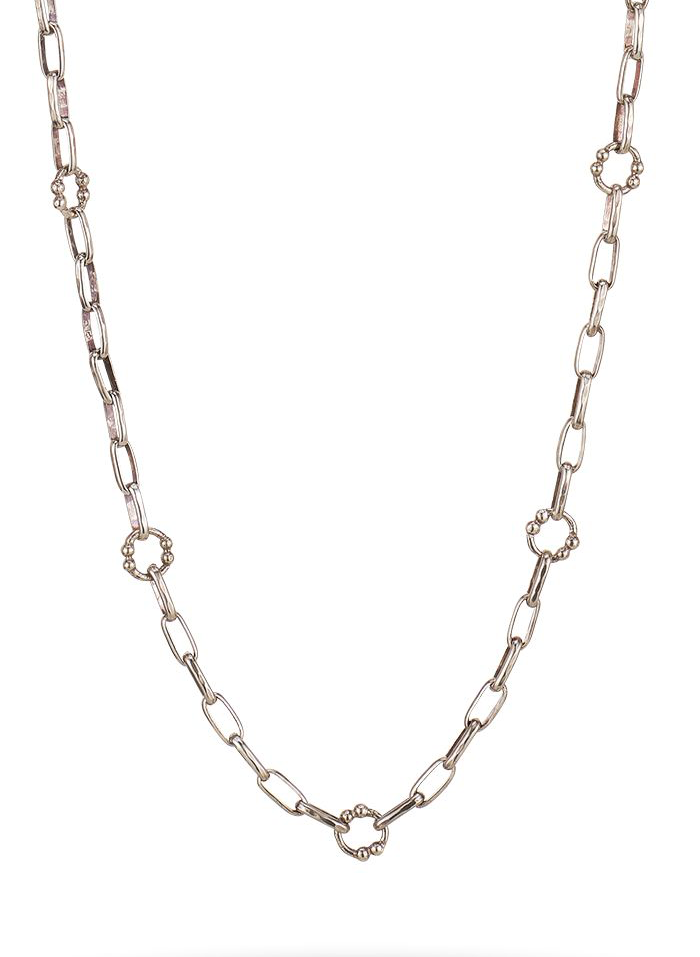 Everything Necklace - SS - 27""