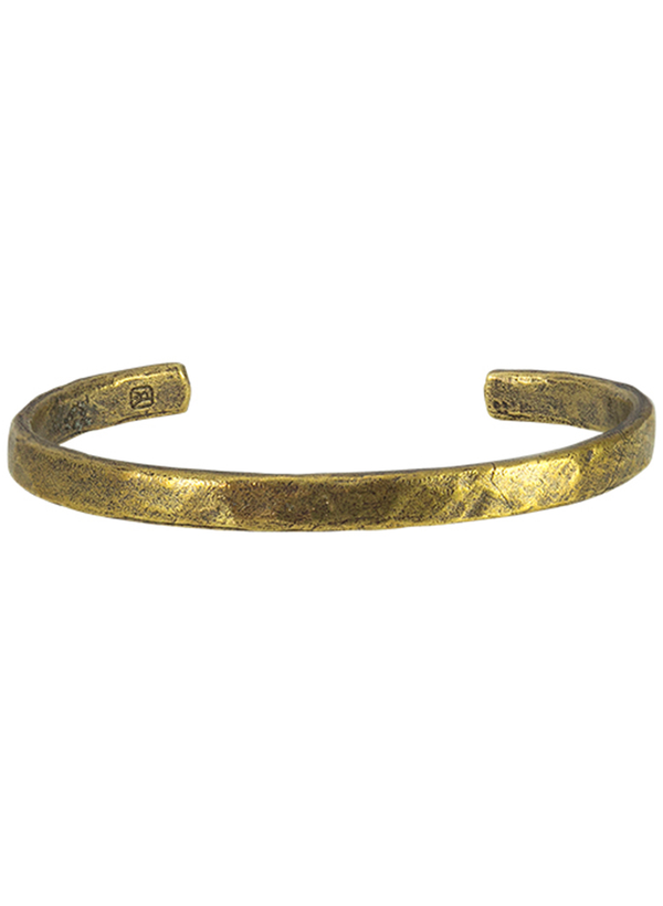 Fine Fettle Cuff - Brass - Small