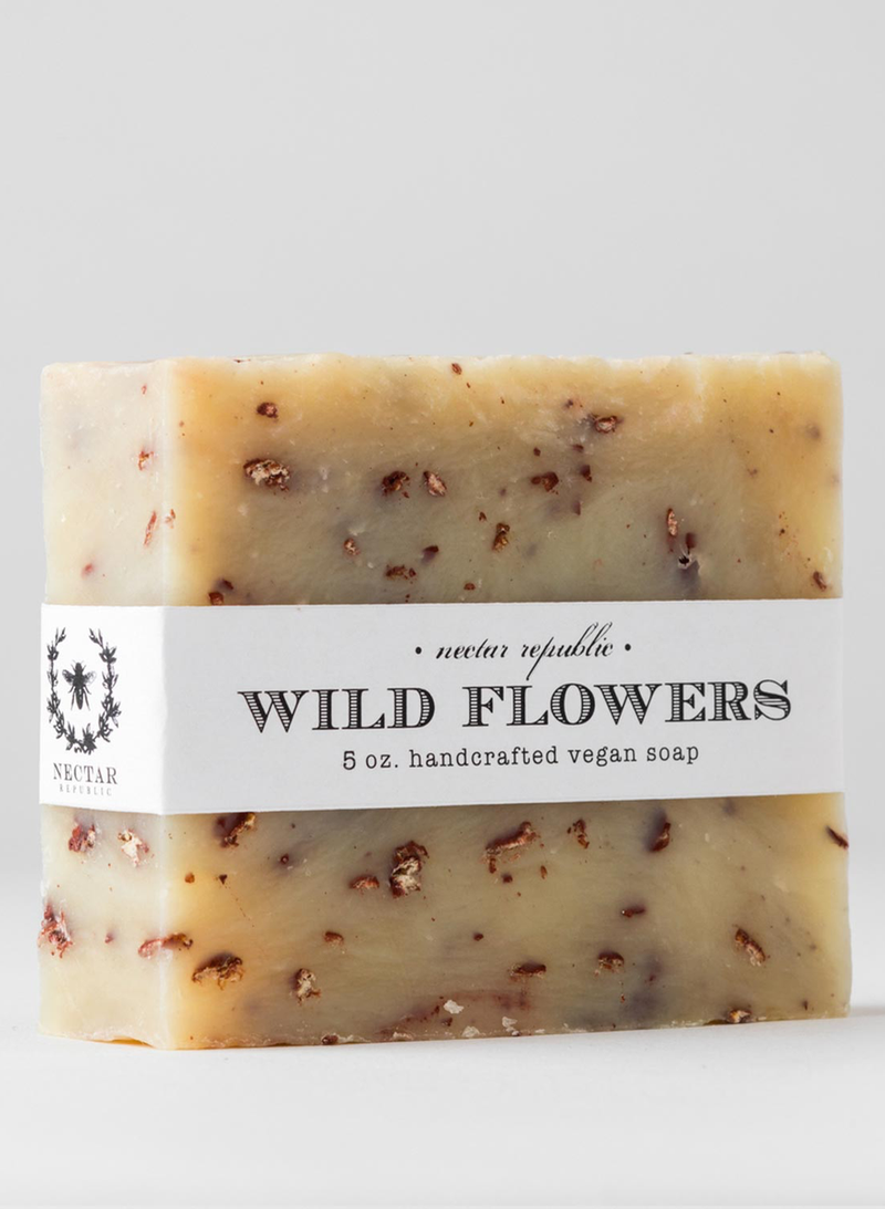 Wild Flowers Bar Soap