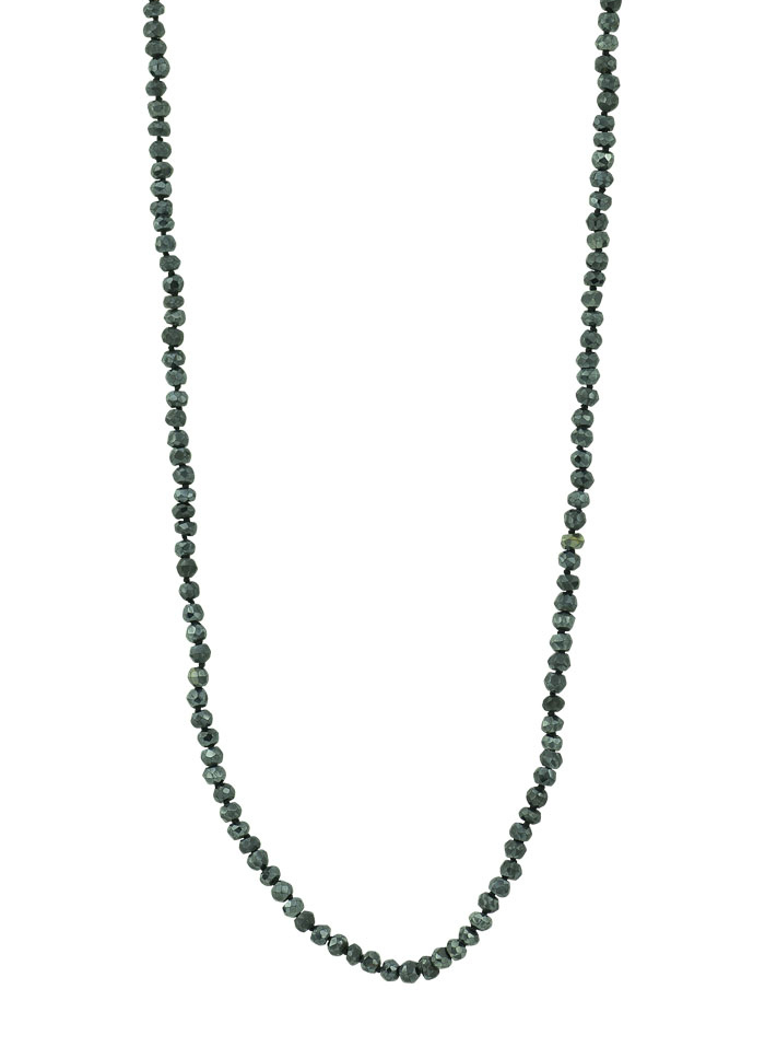 "Worlds Away Necklace 36"" - Spinel"