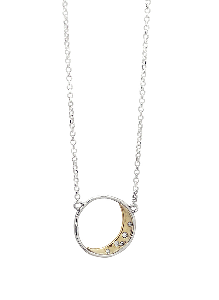 Otherworld Necklace-Moon