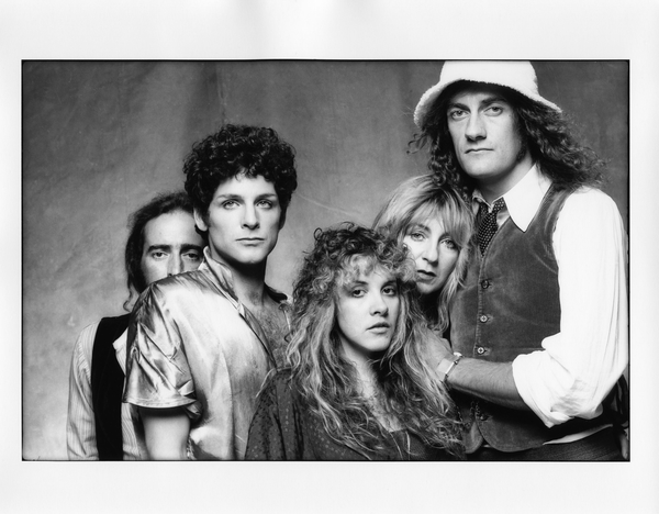 Fleetwood Mac by Norman Seeff Print