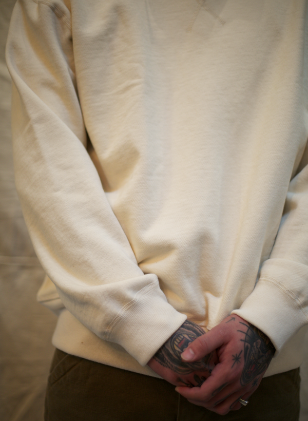 Deck Sweatshirt - Natural