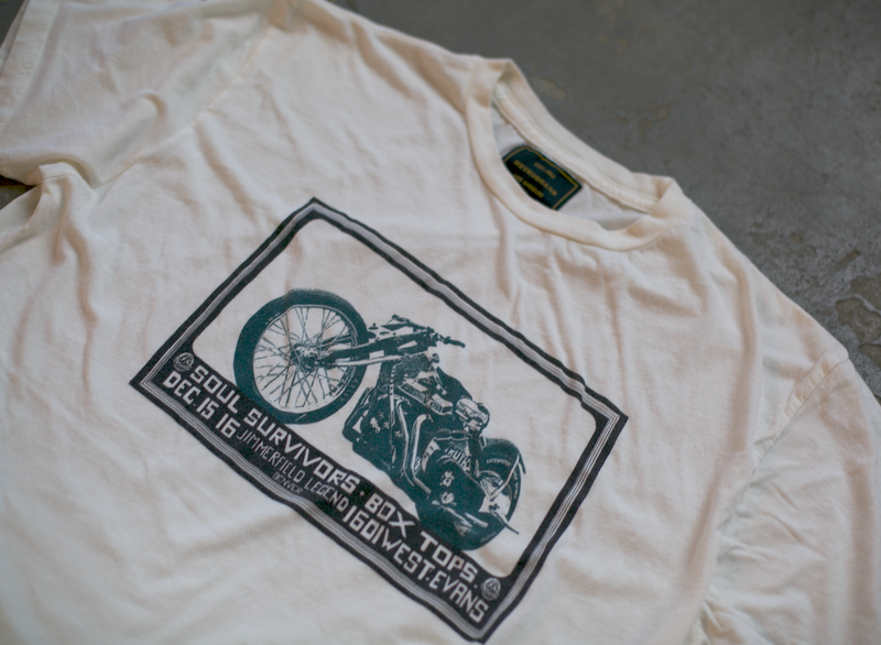 Soul Survivors Box Tops Tee - Antique White