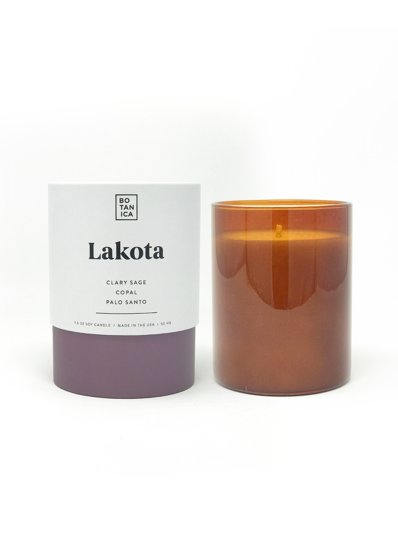 Lakota Medium Candle