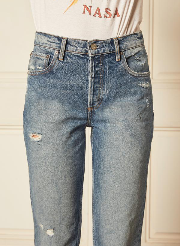 Tommy High Rise Straight - Top Five