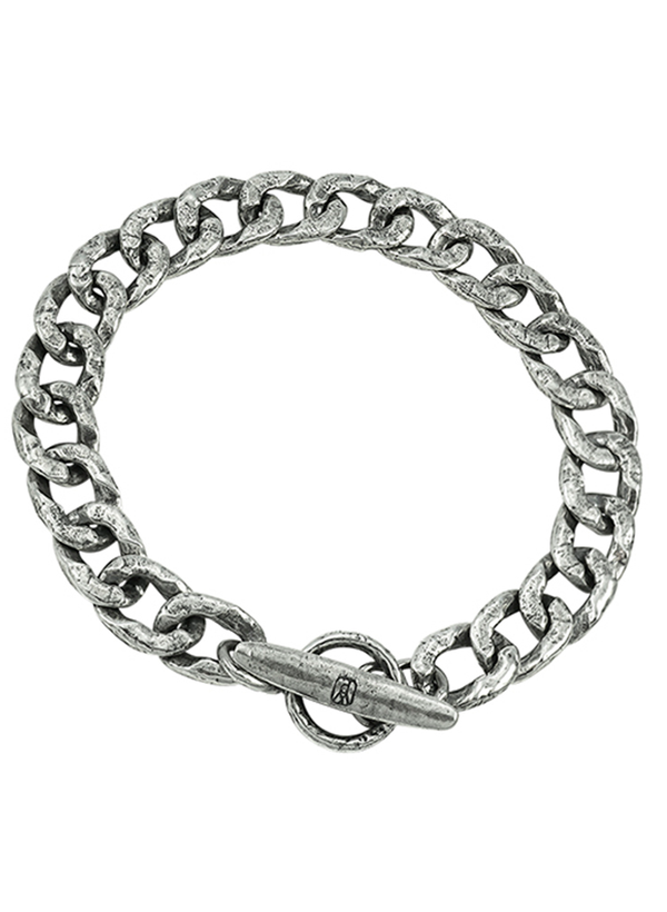 Boat Cleat Chain Bracelet - Sterling Silver - Small
