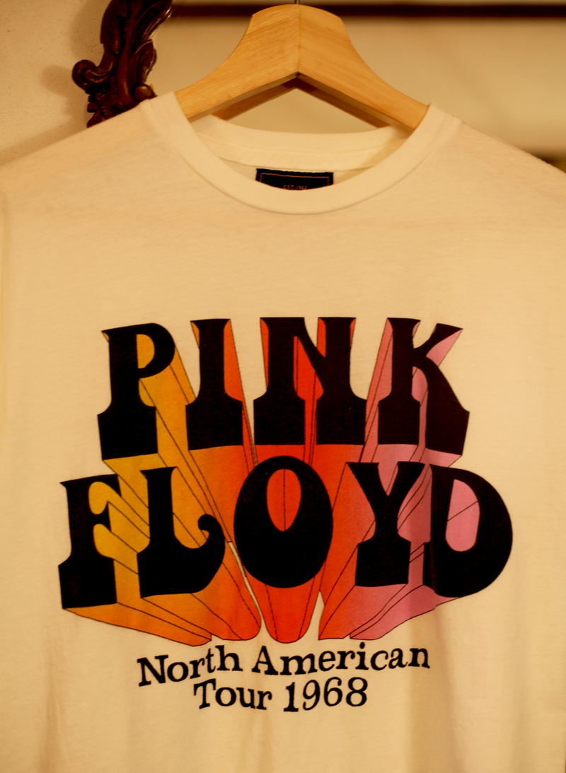 Pink Floyd North American Tour 1968