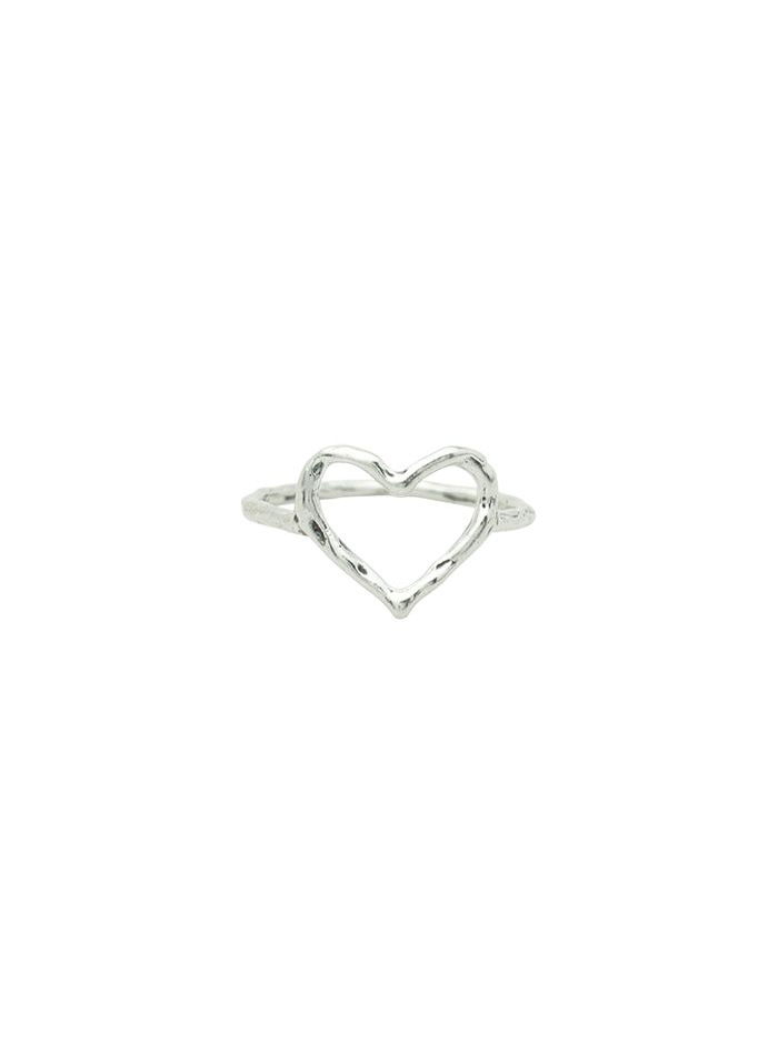 Ever Open Heart Ring