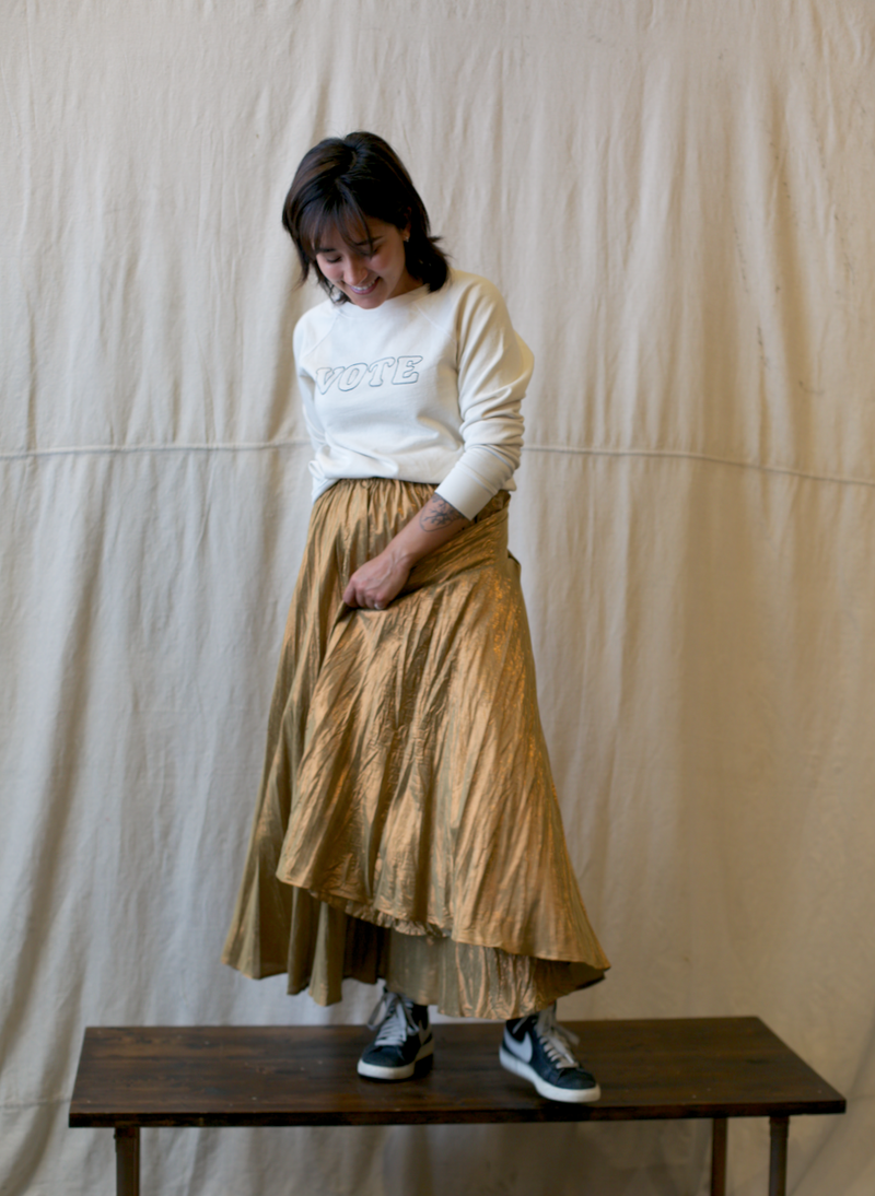 Luxor Skirt- Bronze