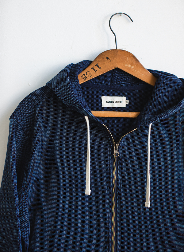 Taylor Stitch hooded sweatshirt