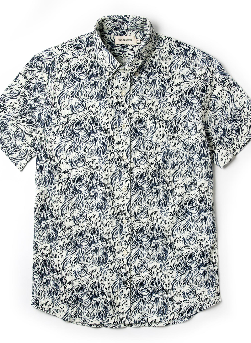 The Short Sleeve Jack - Whitewater