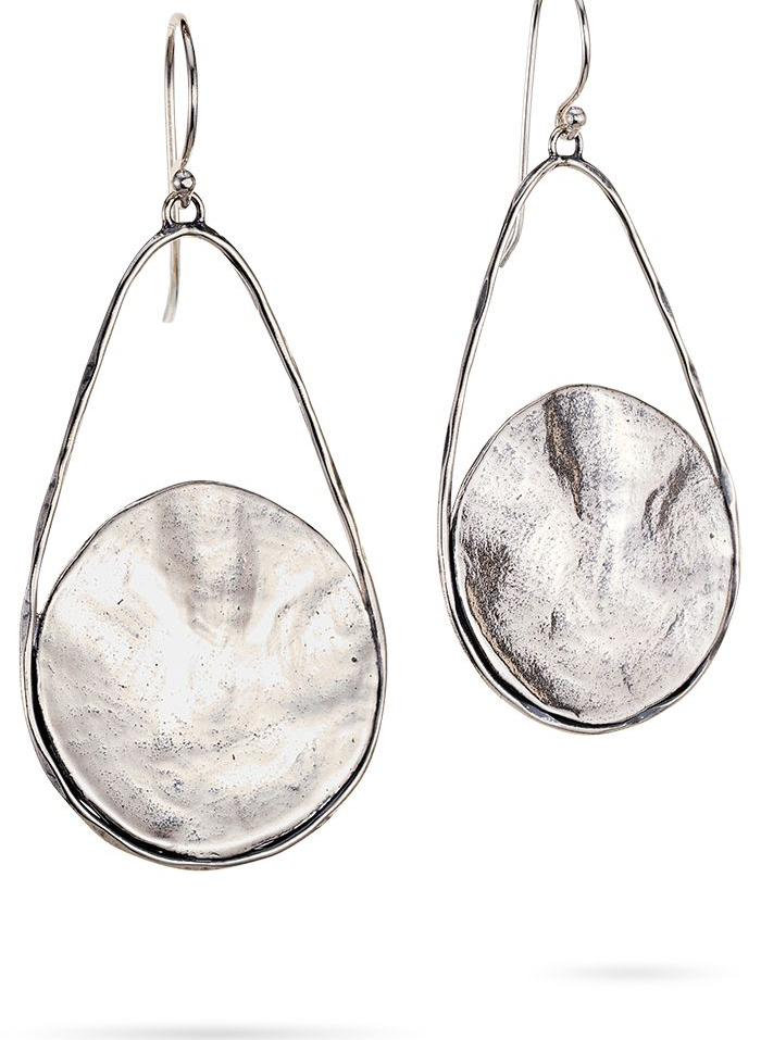 Nomad Earrings-Sterling Silver