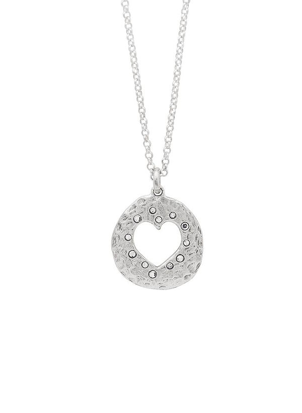 Love in All Forms Necklace - Heart