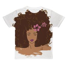 Fancy Girl Classic Sublimation Adult T-Shirt