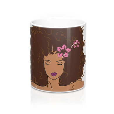 Fancy Girl Mug