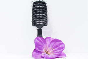 "Curved Contoured Vent Brush - A ""Fancy Favorite"""