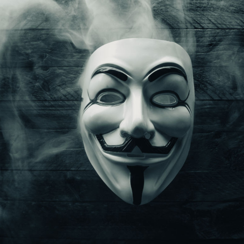 how to make anonymous mask
