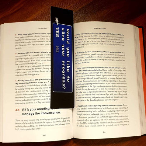 Image of FF Bookmark