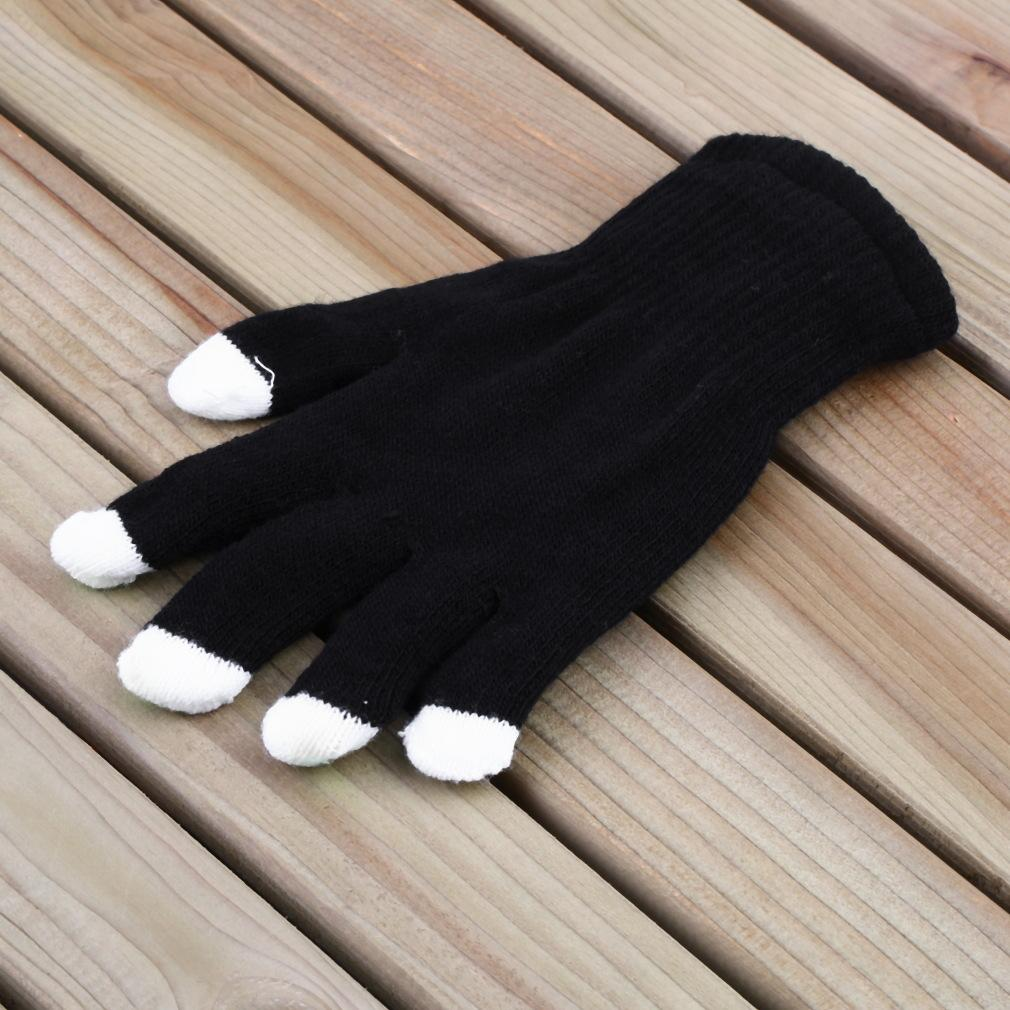 Flashing Fingertip LED Gloves