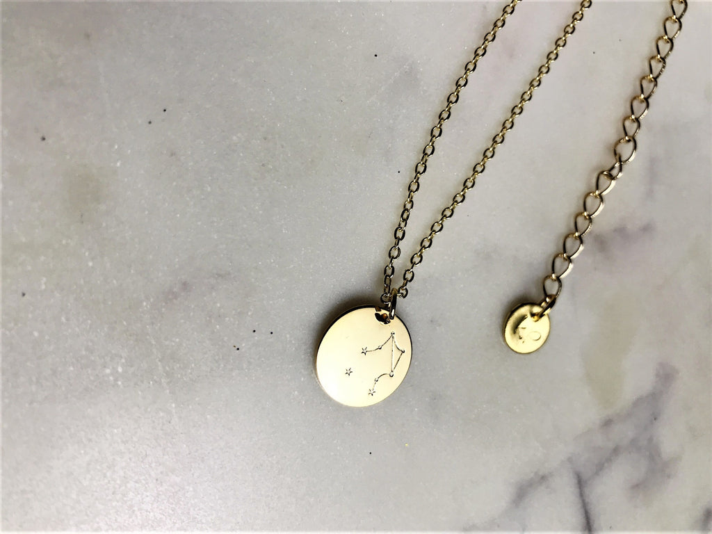 Libra choker, libra necklace, libra zodiac necklace, libra choker gold,gold libra necklace, gold libra choker necklace, gold libra, gold necklace choker, libra gold necklace