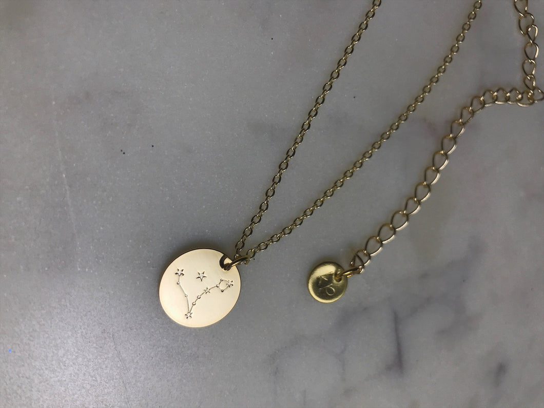 Pisces necklace, Pisces gold necklace, Pisces gold charm necklace, Pisces coin necklace,Pisces charm gold, Pisces gold necklace,Pisces necklace choker, Pisces chokers, Pisces necklaces