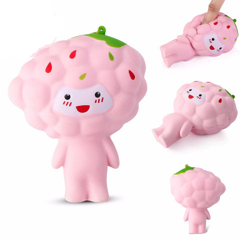 Colossal Cloud Cartoon Doll Squishy - Kawaii Treats