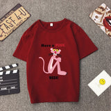 Pink Panther Short Sleeve Tshirt
