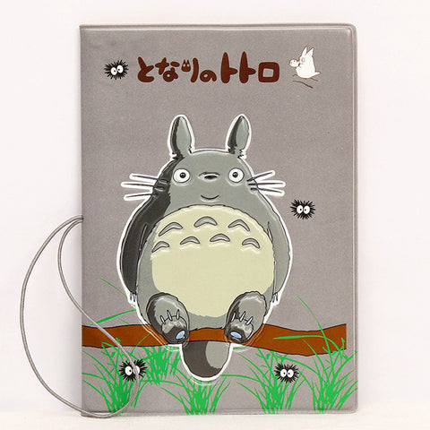 Passport Cover Totoro Design - Kawaii Treats