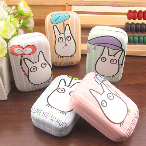 Candy Contact Lens Case with Mirror - Kawaii Treats