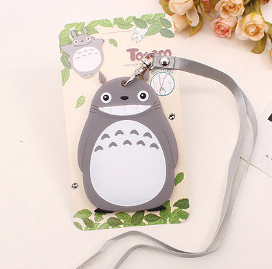 Totoro Travel Luggage Case Tag - Kawaii Treats