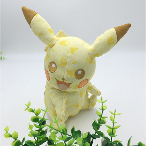 Cute Pikachu Plush Toy - Kawaii Treats