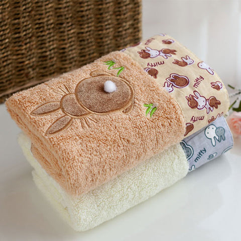 Bunny Face Towel - Kawaii Treats