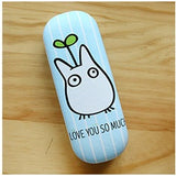 Totoro Hard Leather Eyewear Case - Kawaii Treats