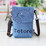 Kawaii - Canvass Denim Sling Bag - Kawaii Treats