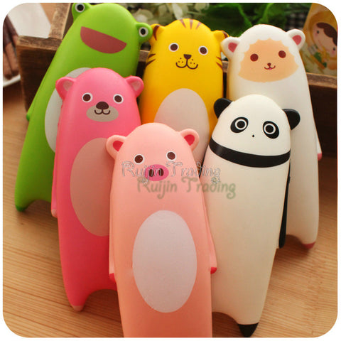 Squishy Cartoon Animal Hand Pillow - Kawaii Treats