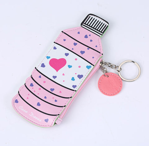 Ice Cream Kiddie Wallet and Keys Holder - Kawaii Treats